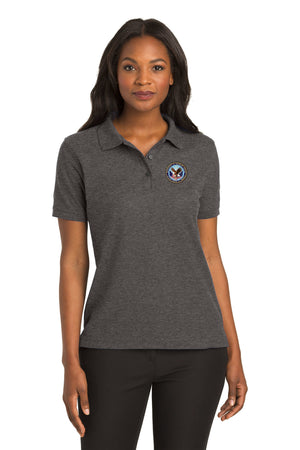 VA Port Authority® Ladies Silk Touch™ Polo