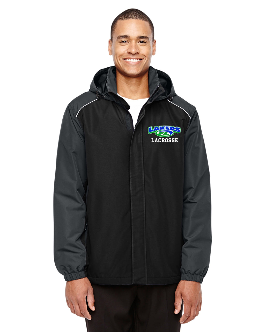 Ash City - Core 365 Men's Inspire Colorblock All-Season Jacket