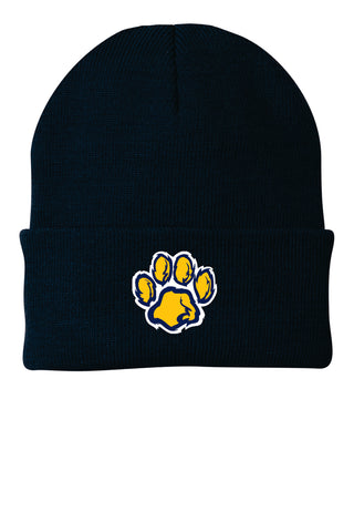 Marcus Whitman Knit Cap