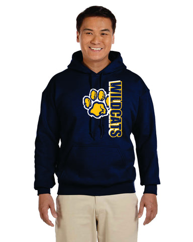 Marcus Whitman Hooded Sweatshirt