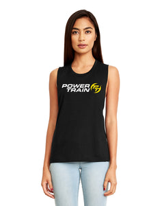 Next Level Ladies' Festival Muscle Tank