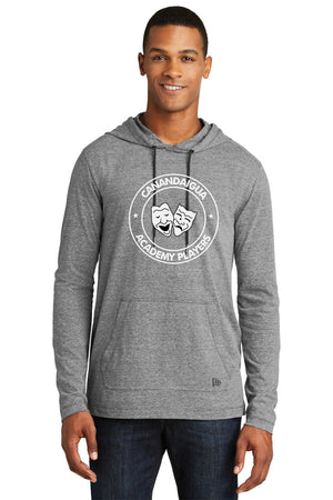 UNISEX New Era® Tri-Blend Performance Pullover Hoodie Tee