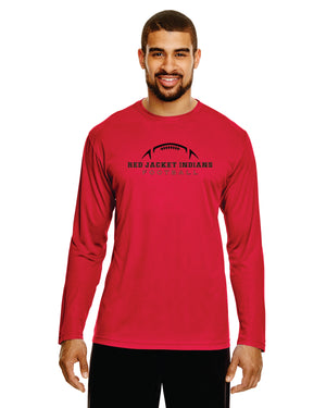 RJ FOOTBALL Team 365 Men's Zone Performance Long-Sleeve T-Shirt