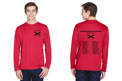Team 365 Men's Zone Performance Long-Sleeve T-Shirt