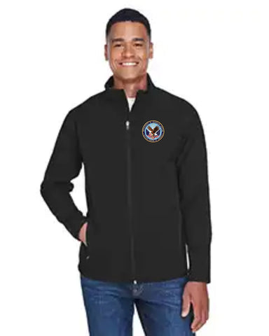 VA Team 365 Men's Leader Soft Shell Jacket