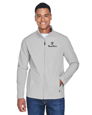THIRSTY TURTLE Team 365 Men's Leader Soft Shell Jacket