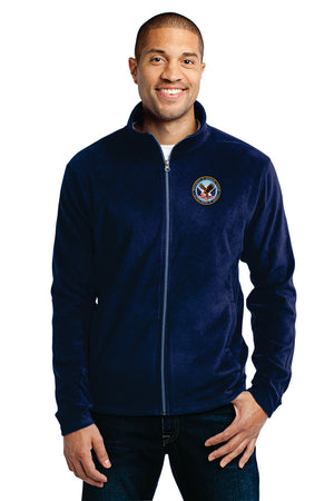VA Port Authority® Microfleece Jacket