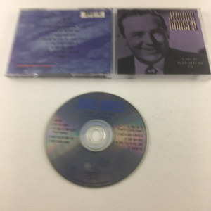 Jimmy Dorsey - A Kiss to Build a Dream On Used CD VG+