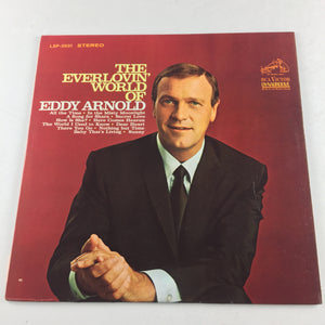 Eddy Arnold The Everlovin' World Of Eddy Arnold Used Vinyl LP VG+ LSP-3931