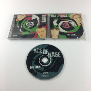 Ace Of Base The Sign Used CD VG+ 07822-18740-2