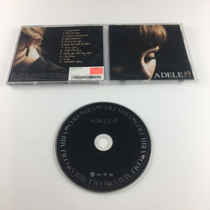 Adele 19 Used CD VG+ 88697 31859 2