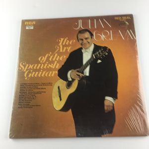 Julian Bream The Art Of The Spanish Guitar Used Vinyl 2LP NM\VG+ VCS 7057(2), VCS 7057