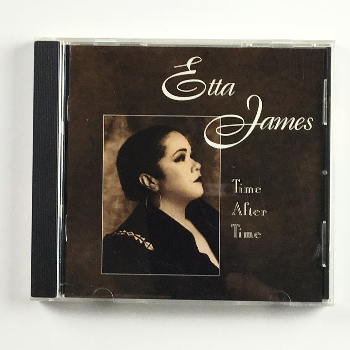 Etta James ‎– Time After Time Orig Press Used LP VG+ 01005-82128-2