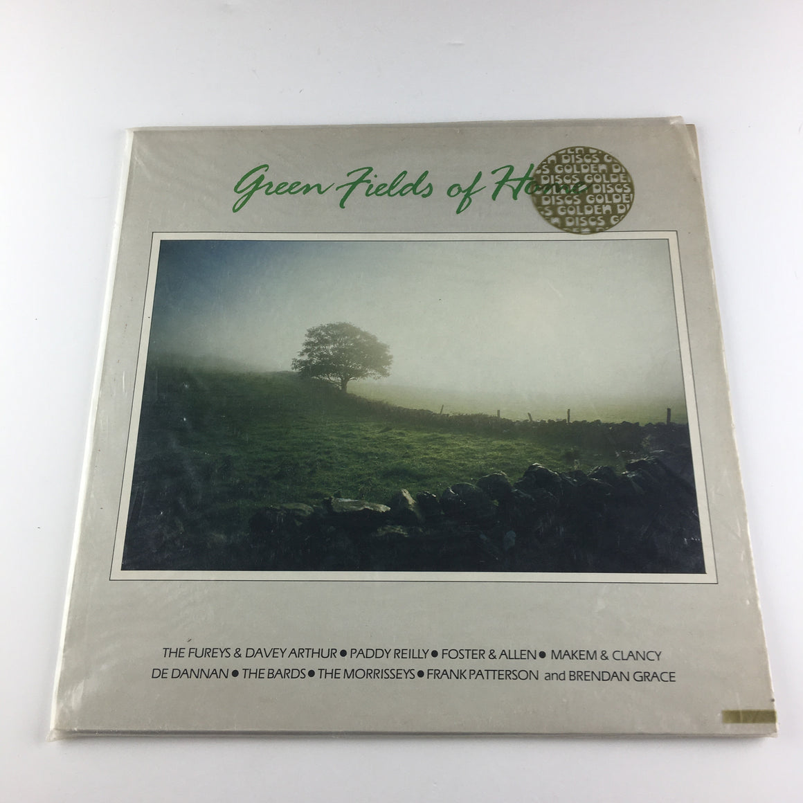 Various Green Fields Of Home Used Vinyl LP VG+ HM 4