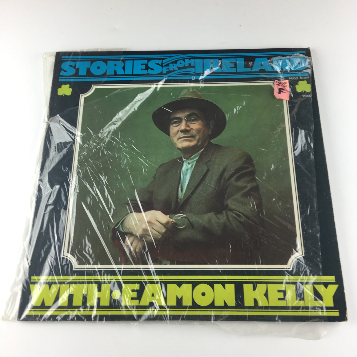 Eamon Kelly Stories From Ireland Used Vinyl LP VG R-11,000