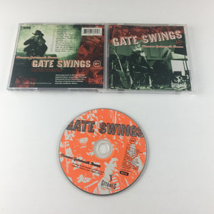 "Clarence ""Gatemouth"" Brown Gate Swings Used CD VG+ 314 537 617-2"