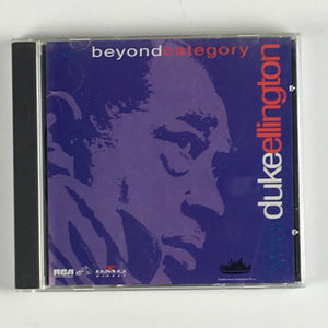 The Musical Genius Of Duke Ellington Used Mono CD2 7446599632-2
