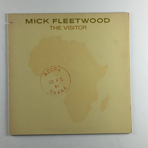 Mick Fleetwood ‎– The Visitor Orig Press Used LP VG+ AFL1-4080