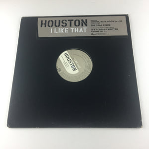"Houston I Like That 12"" Used Vinyl Single VG+ SPRO 7087 6 18536 1 2"