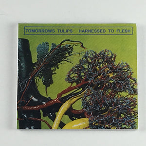 Tomorrows Tulips ‎– Harnessed To Flesh New Sealed CD BRGR-1250