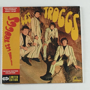 Les Troggs ‎– Wild Thing Limited Edition HDCD New Sealed CD