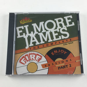 Elmore James The Complete Fire & Enjoy Sessions Part 2 New Sealed CD M COL-CD-5185