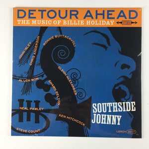 Southside Johnny Detour Ahead Music Of Billie Holiday New Sealed Colored Vinyl LP