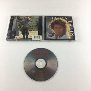 Shania Twain The Woman In Me Used CD VG+ 314-522 886-2