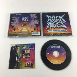 Rock Of Ages (Original Broadway Cast Recording) Used CD VG+ NLR39151