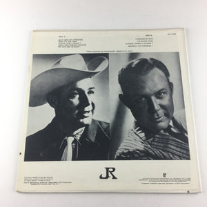 Jim Reeves The Country Side Of Jim Reeves Used Vinyl LP VG+ ACL-7020