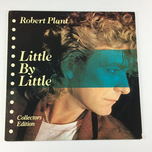 "Robert Plant Little By Little Collectors Edition Used 12"" Vinyl VG+ A1 90485"