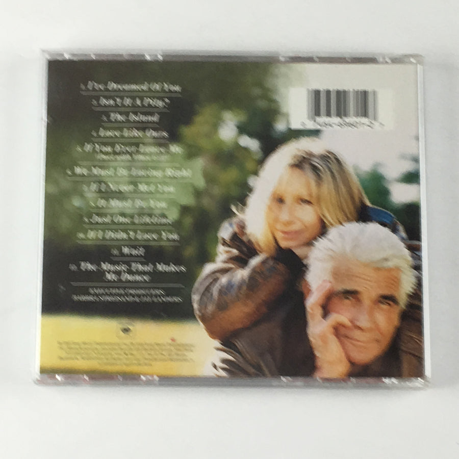 Barbra Streisand ‎– A Love Like Ours Orig Press Used CD VG+ 69601