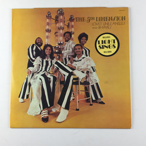 The Fifth Dimension Love's Lines, Angles And Rhymes VG+ BELL 6060