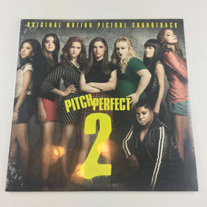 Pitch Perfect Cast Pitch Perfect 2 (Original Motion Picture Soundtrack) New Vinyl LP M B0023025-01, 4729024