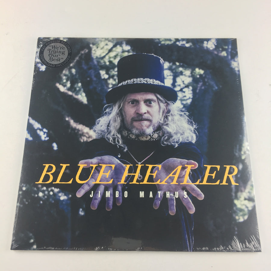 Jimbo Mathus Blue Healer New Vinyl LP M FP1507-1