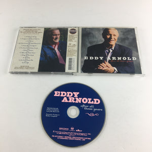 Eddy Arnold After All These Years Used CD VG