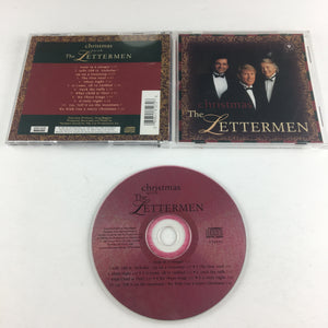 The Lettermen Christmas With The Lettermen Used CD VG+ V 20045