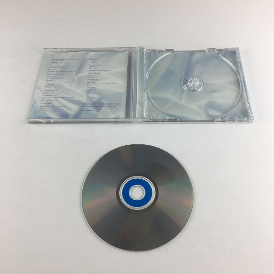 Sarah Brightman Time To Say Goodbye Used CD VG+ 7243 5 56511 2 9, CDC 7243 5 56511 2 9