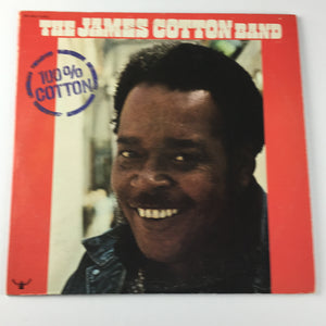 The James Cotton Band 100% Cotton Used LP VG+ BDS 5620