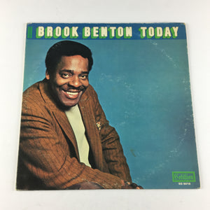 Brook Benton Brook Benton Today Used LP VG\VG+ SD 9018