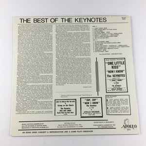 The Keynotes In The Evening Used LP VG+ 5072