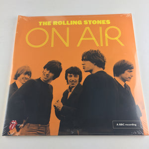 The Rolling Stones On Air New Vinyl 2LP M\VG+ 579 582-8, 670 275-2