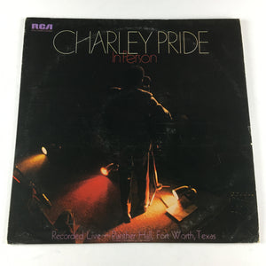 Charley Pride In Person Used LP VG+ ANL1-0996