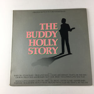 Gary Busey The Buddy Holly Story Used LP VG+ SE 35412