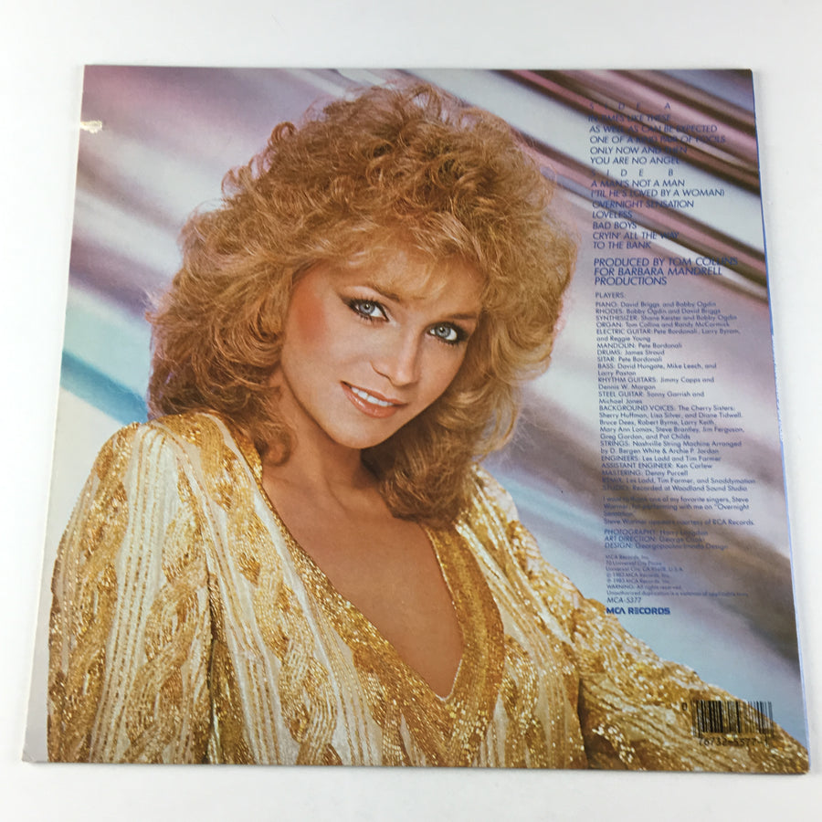 Barbara Mandrell Spun Gold Used LP VG+ MCA-5377