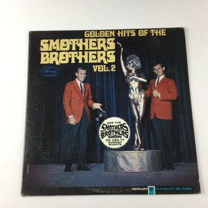 Golden Hits Of The Smothers Brothers Vol. 2 Used LP VG+ MG-21089