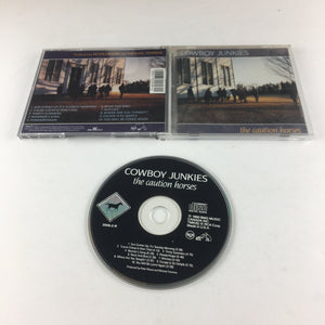 Cowboy Junkies The Caution Horses Used CD VG 2058-2-R