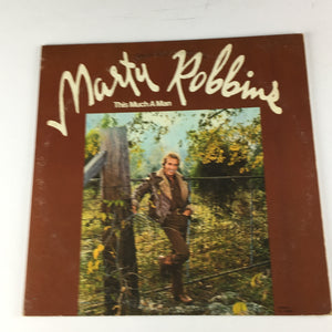Marty Robbins This Much A Man Used LP VG+ DL 7-5389