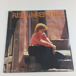 Reba McEntire The Last One To Know Used Vinyl LP M\VG+ MCA-42030