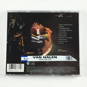 Van Halen Van Halen Used CD VG+ 3075-2